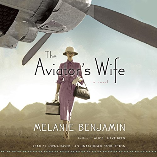 The Aviator's Wife audiobook cover art