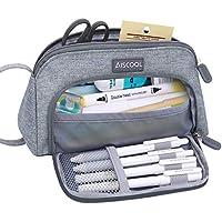 Aiscool Big Capacity Pencil Case Bag