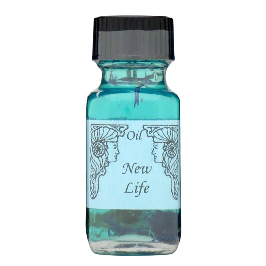 純粋な警察同行するアンシェントメモリーオイル ニューライフ (新しいチャンスと新しい始まり) 15ml (Ancient Memory Oils)