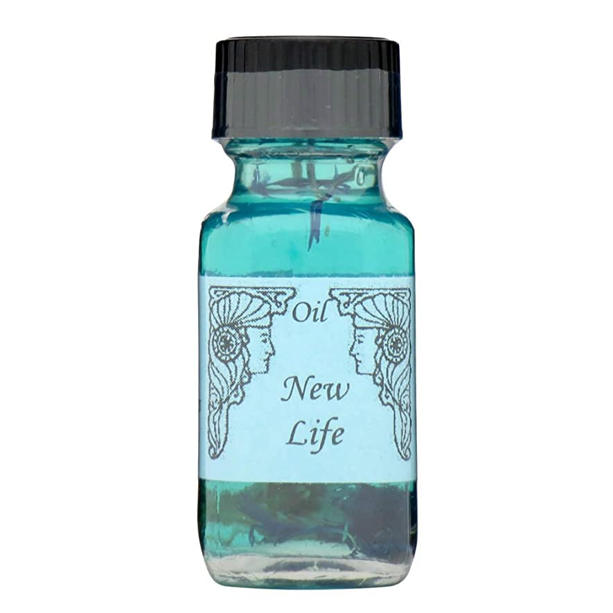 小道スロベニア湿気の多いアンシェントメモリーオイル ニューライフ (新しいチャンスと新しい始まり) 15ml (Ancient Memory Oils)