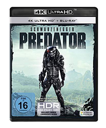 Predator 1 (4K Ultra HD) (+ Blu-ray 2D)