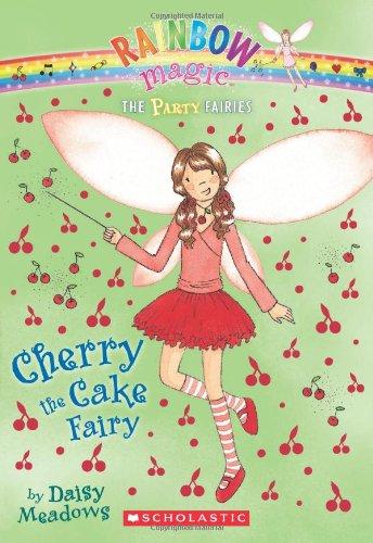 Cherry the Cake Fairy (Rainbow Magic)の詳細を見る