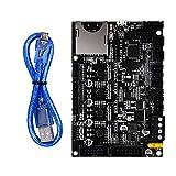 BIGTREETECH Placa de control silenciosa SKR CR6 V1.0 integrada con controladores TMC2209 Placa base de 32 bits para impresora 3D CR-6 SE (el firmware está preinstalado)
