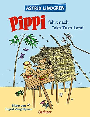 Pippi fährt nach Taka-Tuka-Land (Pippi Langstrumpf)