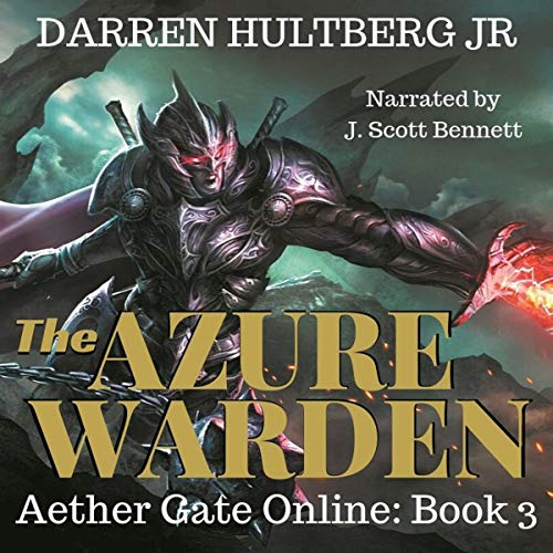 The Azure Warden  By  cover art