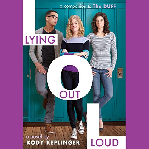 Lying Out Loud audiobook cover art