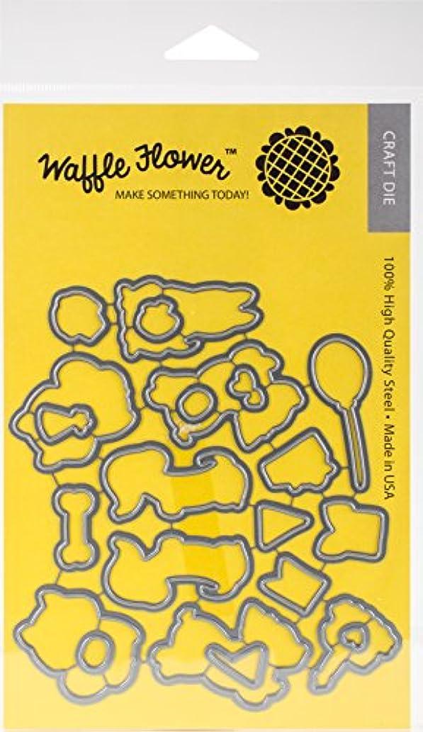 Waffle Flower Crafts 310138 Die-Pawsome