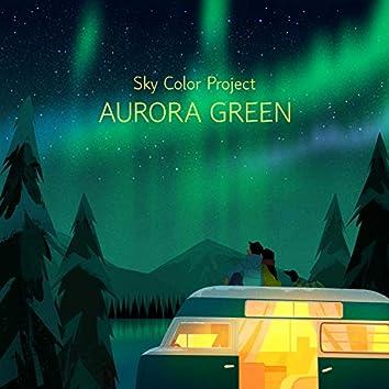 Sky Color Project [Aurora Green]