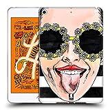 Head Case Designs Gafas De Sol Flores Todo Margaritas Carcasa de Gel de Silicona Compatible con Apple iPad Mini (2019)