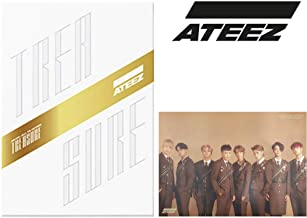 ATEEZ Treasure EP.Fin : All to Action Album PreOrder (Z Version) CD+Poster+Postcards+Treasure Film & Card+Sticker+Photobook+Photocard+Gift (Extra 10 Photocards Set)