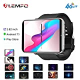 Mstrrouning 4G LTE Smart Watch Phone, Android 7.1 OS 2.86' Touch Screen MTK6739...