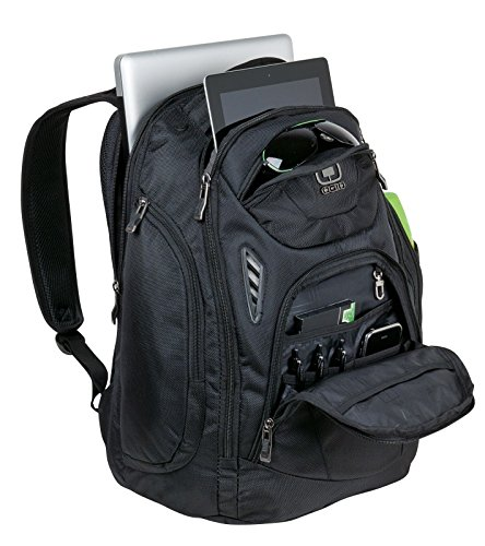 "OGIO Mercur Pack Black 17"" Laptop/MacBook Pro Backpack"