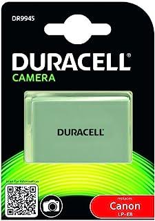 Duracell DR9945 - Batería para cámara Digital 7.4 V 1020 mAh (reemplaza batería Original de Canon LP-E8)
