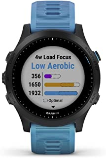 Garmin Forerunner 945 Rubber Watch (Blue)