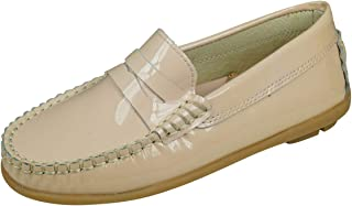 Cool Girls Hadley Chaussures Mocassin en Cuir Verni pour Fille Loafer