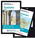 MERIAN live! Reiseführer Tunesien Djerba: MERIAN live! - Mit Kartenatlas im Buch und Extra-Karte zum Herausnehmen