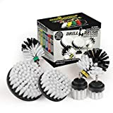 Drill Brush – Ultimate Car Wash Kit - Cleaning Supplies...