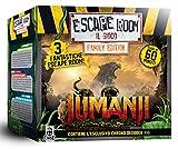 Cranio Creations Escape Room - Jumanji - Board Game in Italian