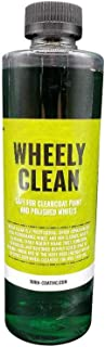 Dura-Coating Wheely Clean Professional Wheel Cleaner, Concentrate, 1 Gallon - Highly Effective for Aluminum, Chrome and Cl...