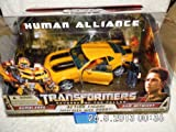 Transformers 2 Revenge of the Fallen Movie Human Alliance Bumblebee with Sam Witwicky