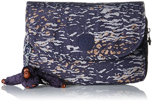 Kipling - Dolores - Pochette - Multicolore ( Water Camo ) - (Multi - couleur)