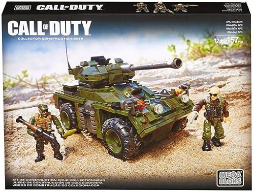 Mattel Mega Bloks DCL09 Call Of Duty - APC Invasion
