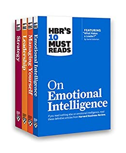 HBRs 10 Must Reads Leadership Collection (4 Books) (HBRs 10 Must ...