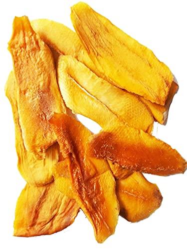 1kg Mangue séchée bio, sans sucre ajouté, sans conservateurs