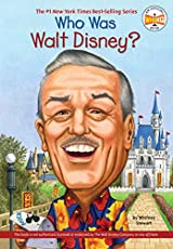 Image of NEW Who Was Walt Disney?. Brand catalog list of Penguin Workshop. It's score is 4.3 over 5.