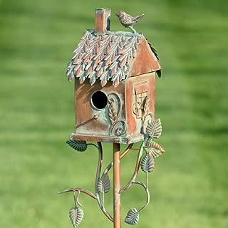 Zaer Ltd. Bird House Stake (Rectangular)
