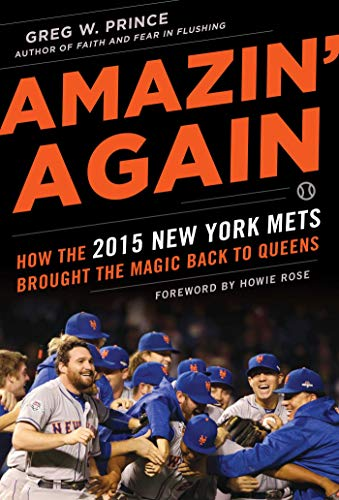 Amazin' Again: How the 2015 New York Mets Brought the Magic Back to Queens (English Edition)
