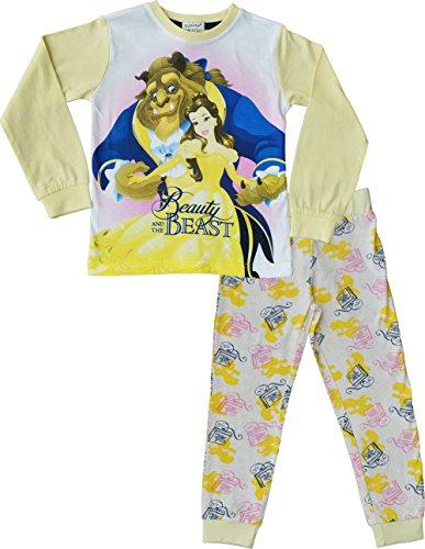 La bella y la Bestia Pijama Niña PJs...