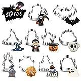 FANTESI 10 STÜCKE Halloween Ausstechformen