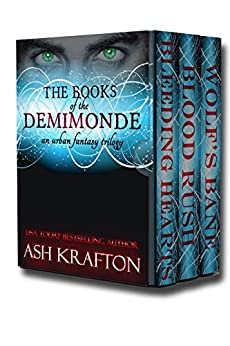 The Books of the Demimonde: An Urban Fantasy Series by [Ash Krafton]