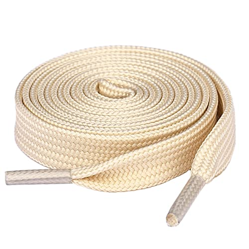 Top 10 best selling list for cream shoe laces flat