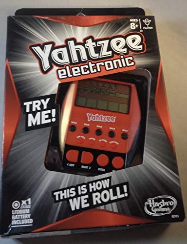 Hasbro Yahtzee Electronic Hand Held Game