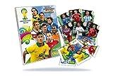 Panini 059021–adrenalyn World Cup 2014Brazil Starter Pack