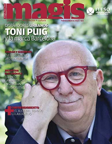 Diseñadores urbanos Toni Puig y la marca Barcelona. (Magis 432)
