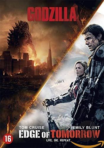 DVD - Godzilla/Edge Of Tomorrow (1 DVD)