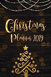 Ultimate Christmas Planner | Christmas Shopping Tracker & Countdown Journal: Organiser Budgets Shopping Lists, Christmas Wish List Gift Card Address Book And Tracker