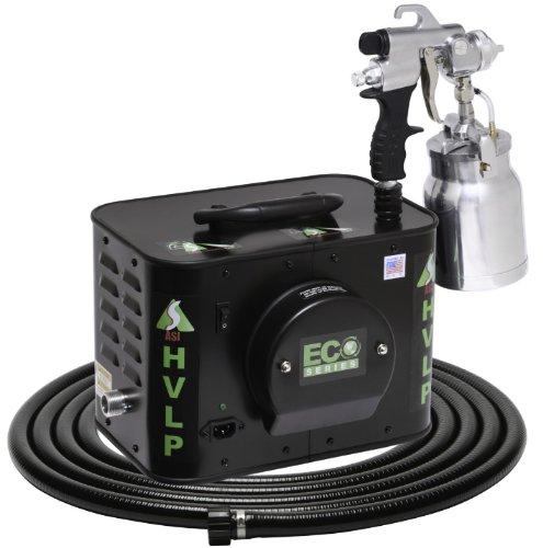 Apollo Eco 4 Stage Spray System w/e7000 Non-Bleed Spray Gun