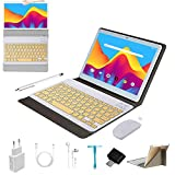 Tablet 10 Pollici Android 9.0 Tablets Ultra-Portatile - RAM 4GB | 64GB/128GB ROM Tablet PC...