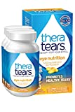 Best Eye Supplements - TheraTears 1200mg Omega 3 Supplement for Eye Nutrition Review