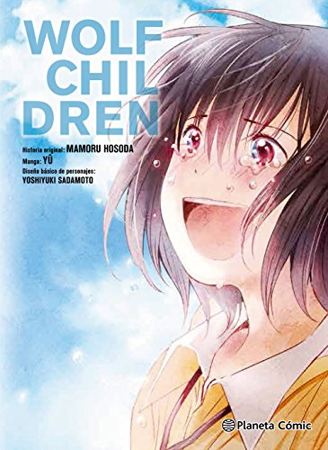 Wolf Children nº 03/03 (Manga: Biblioteca Mamoru Hosoda)