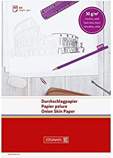 Brunnen Copying Paper A4 100 Sheets 30 g/m² White