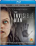 The Invisible Man (2020) Blu-ray + DVD + Digital