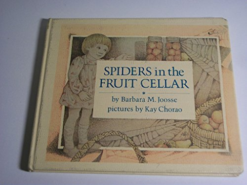 SPIDERS IN FRUIT CELLR