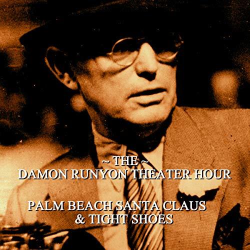Palm Beach Santa Claus & Tight Shoes audiobook cover art