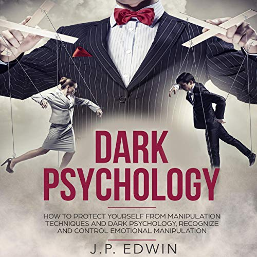 Dark Psychology  By  cover art