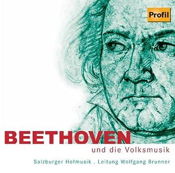 Beethoven: Beethoven Und Die Volksmusik